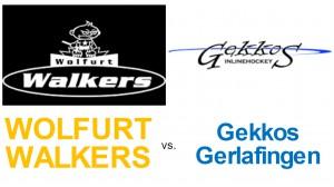Wolfurt walkers vs. gekkos